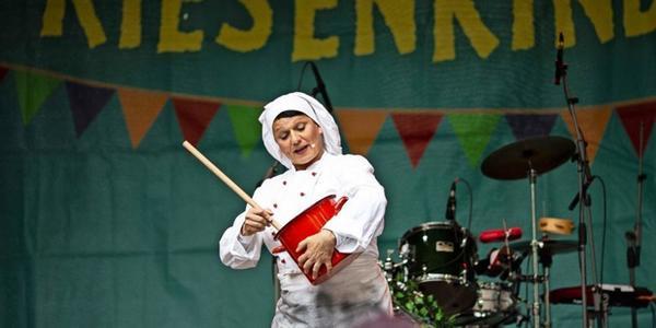K!DZ-Riesenkinderfest: Ein Tag für dieUni-Kinderklinik im Zoo Leipzig
