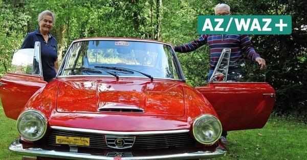 Wolfsburg: Glas GT 1300 erwacht nach acht Jahren Restauration wieder zu neuem Leben