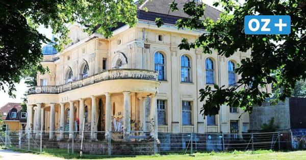 Kühlungsborn:Bürger dürfen über Villa Baltic abstimmen