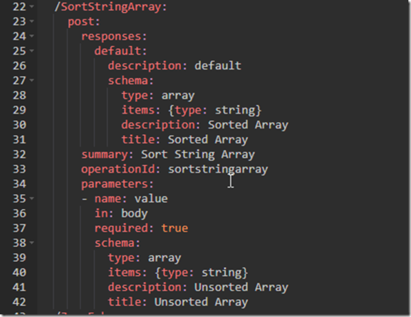 C# code in Power Automate: let's sort a string array? - It Aint Boring