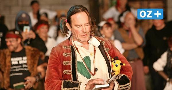 Saisonabschluss im Piraten Open Air: Warum Capt'n Flint sich mit einer emotionalen Rede an die Besucher wandte
