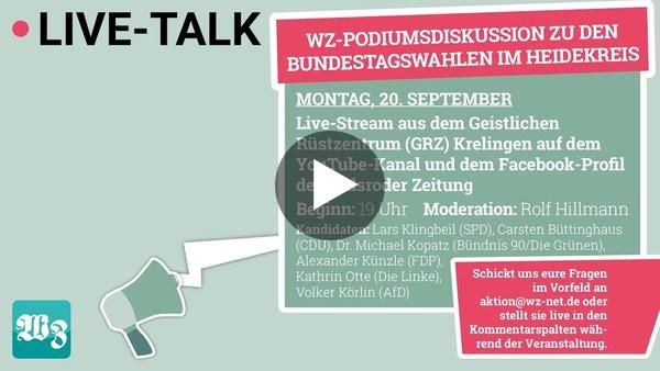 Wer kommt für den Heidekreis in den Bundestag?