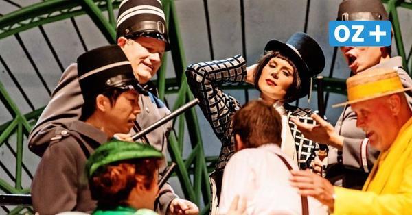 Theater Vorpommern startet mit Jazzoper in neue Spielzeit – nicht allen gefiel es