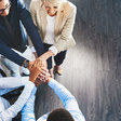To build trust with employees, be consistent