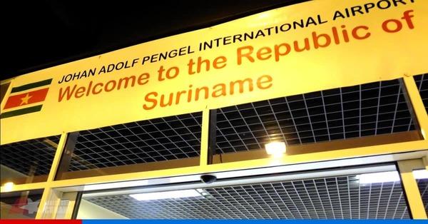 Anuncian nuevas conexiones aéreas destino a Surinam