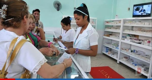 A la venta nuevos medicamentos en Cuba