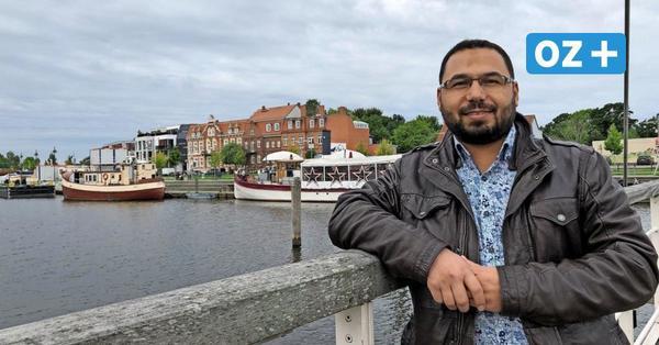"""Syrer in Greifswald über Vorurteile: """"Ich will nicht vom Jobcenter leben"""""""