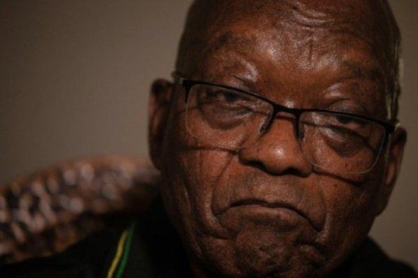 S.Africa's Zuma snubs graft trial, medical status under scrutiny