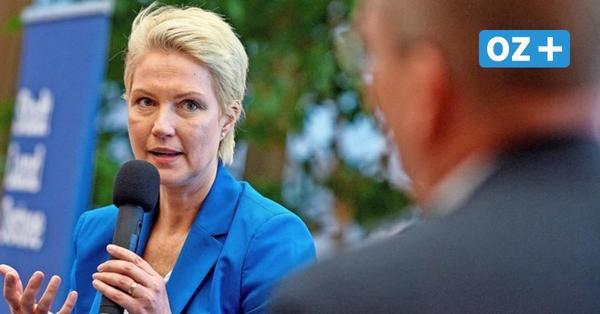 Der Livestream zum Nachsehen: Ministerpräsidentin Manuela Schwesig im OZ-Leser-Talk