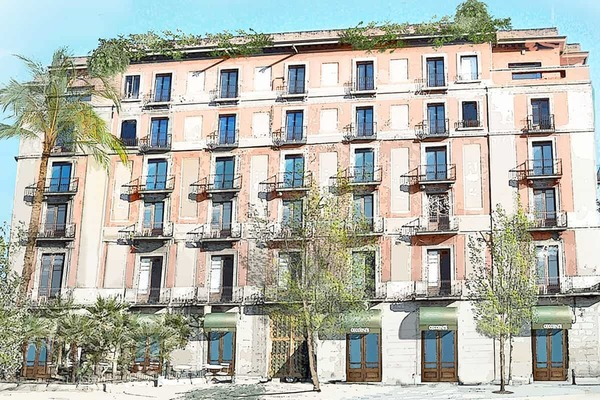 Soho House de Barcelona.
