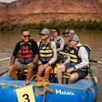 On the river with Mitt Romney and Michael Bennet: Politicians, industry heads talk drought, climate change