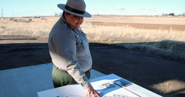 A proposed wind farm in Idaho is raising concerns over its proximity to the Minidoka National Historic Site