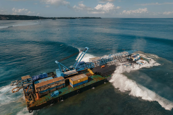 Shipwrecks is back (for those who know Bali/Lembongan)