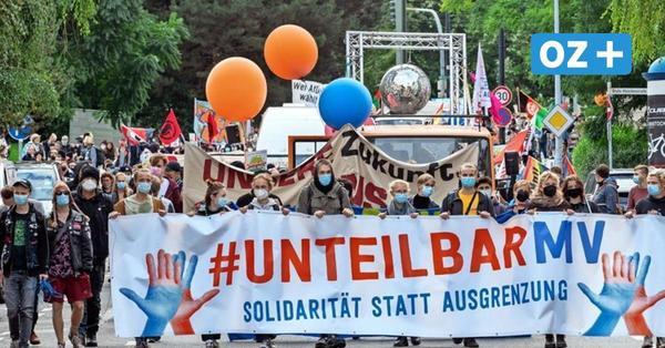 Veranstalter und Polizei ziehen positive Bilanz nach Großdemo in Rostock