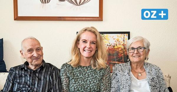 Glücksmomente im Alltag: So rettet eine Rostockerin Rentner vor der Einsamkeit