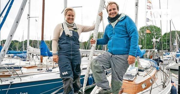 Zwei Jahre unterwegs per Segelschiff: Was zwei Kieler erlebten
