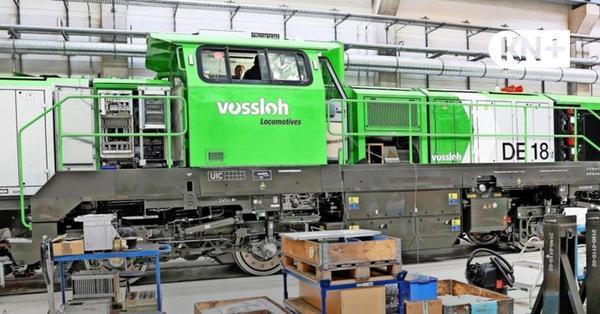 Vossloh bekommt Großauftrag über 50 neue Lokomotiven