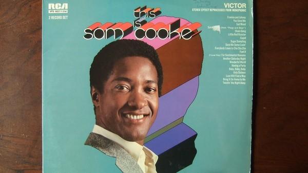 Het album 'This is Sam Cooke' uit 1970 | © Flickr
