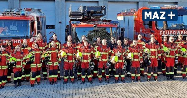Feuerwehr Wildau muss wachsen – jedes neue Mitglied ist willkommen