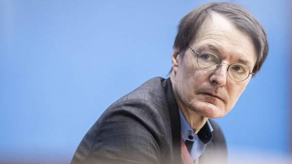Karl Lauterbach: Kein Lohn für Corona-Ungeimpfte bei Quarantäne führt zu weniger Tests