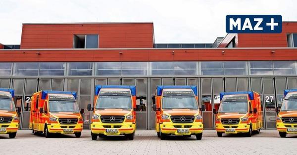 Personalmangel: Potsdam fehlen Feuerwehrleute und Sanitäter