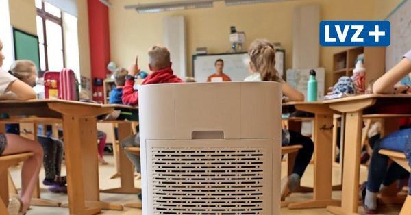 Leipzig International School: Erste Luftfiltergeräte im Einsatz bei Grundschülern