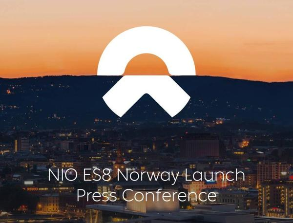 NIO to officially launch ES8 in Norway on Sept 30, local NIO House to open on Oct 1 - CnEVPost