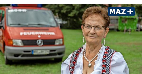 Barnewitz: Elke Finkbeiner ist die treue Seele im Ort