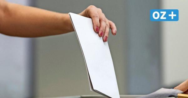 Grimmen: Darum werden Wahlzettel der Stadt diesmal in Schwerin ausgewertet