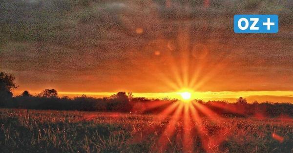 Endlich wieder Sonne bei Grabow