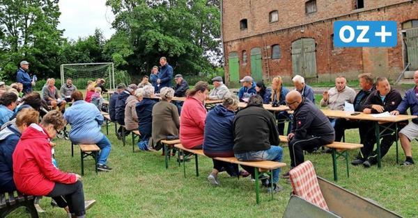 Weigler: Bürger machen Vorschläge für Dorfplatz in Pritzier
