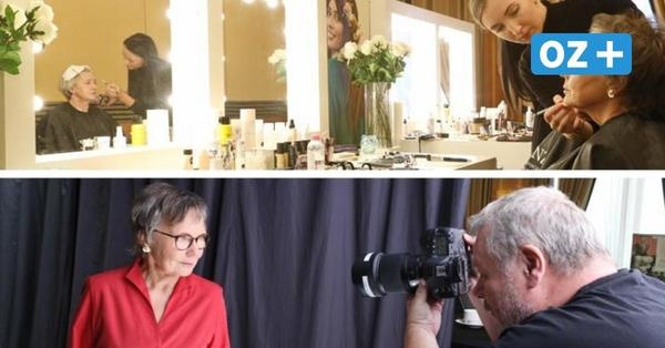 """Princess for one day"" in Rostock: Star-Fotograf verwandelt Frauen in Topmodels"