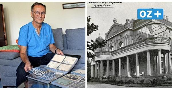 Alte Ansichten: Kühlungsborner sammelt seit mehr als 30 Jahren Postkarten