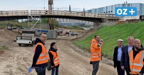 Kritik an neuer Werfstraße in Wismar: Bürgermeister verteidigt Pläne