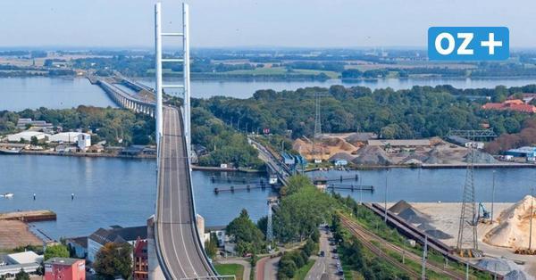 Gut für Autofahrer: Arbeiten an der Rügenbrücke verschoben – Vollsperrung erst im Oktober