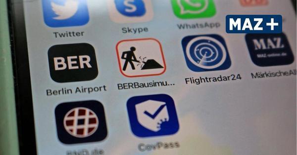 BER-App, BER-Bausimulator und Flugtracker: Diese Apps rund um den Flughafen sollte man kennen