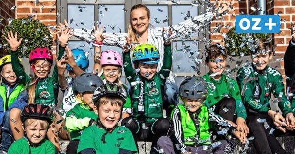 Dassow: Heimat zeigt Verständnis fürden Wechsel von Rad-Weltmeisterin LeaFriedrich