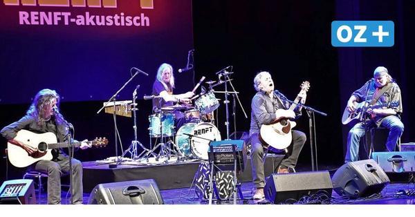 Legendäre DDR-Kultband tritt im Wismarer Theater auf