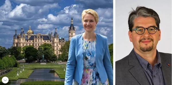 """Absolute Mehrheit für SPD am Sonntag in MV? Wissenschaftler hält das für """"nicht utopisch"""""""