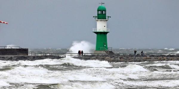 Es wird ungemütlich in MV: Wetterdienst warnt vor Sturmböen