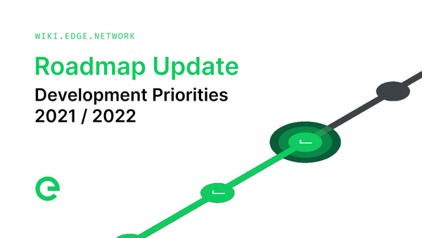 Roadmap Updates