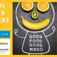 Nutrition Workshop: Mood and Food Luncheon - Mon. Oct. 4 at 12 pm