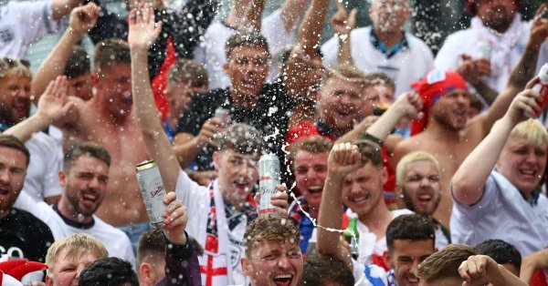 MP recommends a trial to allow football fans to drink in their seats