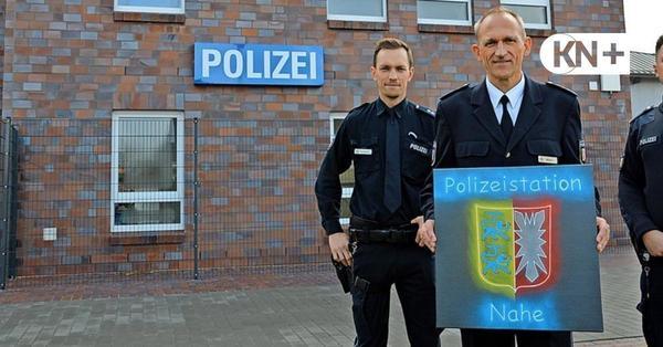 Polizeistation ist von Itzstedt nach Nahe gezogen
