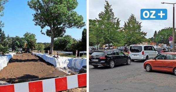 Usedom: Grenze in Garz dicht und Baustelle in Ahlbeck – Geduldsprobe für Autofahrer