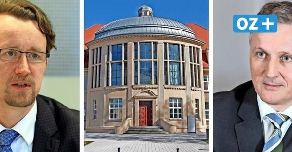 Rostocker Uni-Klinik: Vorstandschef Schmidt klagt auf Wiedereinstellung
