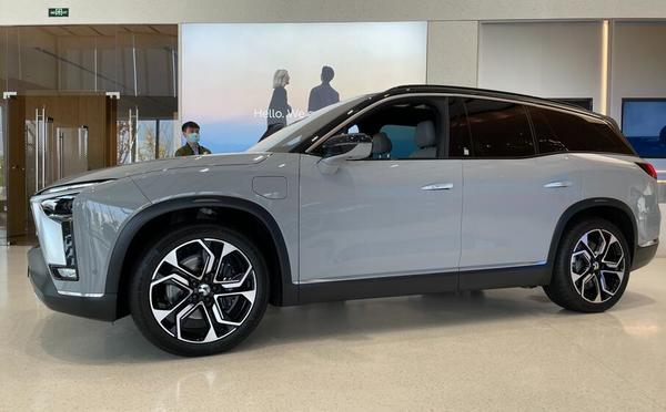 NIO to buy back more NIO China equity from strategic investors - CnEVPost