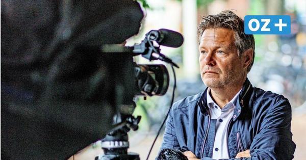 Grünen-Chef Robert Habeck im OZ-Talk: Der Stream zum nochmal ansehen