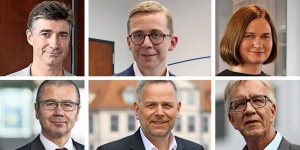 """Spitzenpolitiker aus MV im OZ-Podcast: """"Haben Sie schon mal über Kollegen gelästert?"""""""