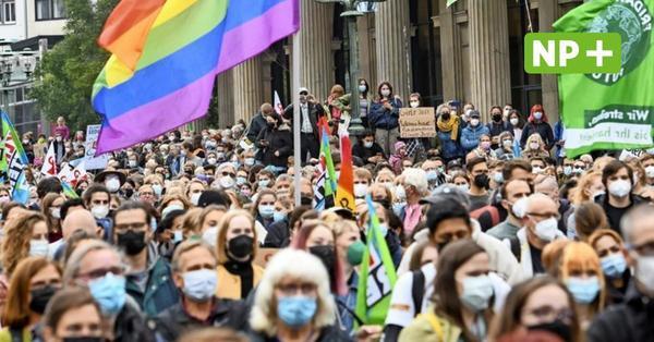 Fridays for Future: 8000 Menschen demonstrieren in Hannover für den Klimaschutz